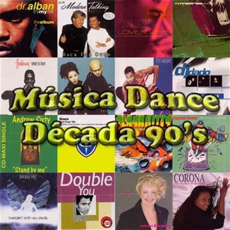 Las Mejores Canciones Dance de los 90's | Ideasnopalabras