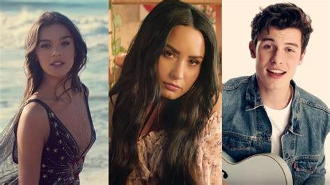 Las Mejores Canciones del 2018  Hasta Ahora    YouTube