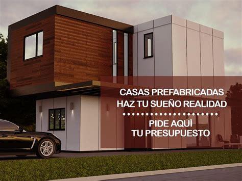 Las Mejores Casas Prefabricadas del 2018 ® Precios, Fotos ...