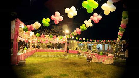 Las mejores decoraciones de fiesta al aire libre - YouTube
