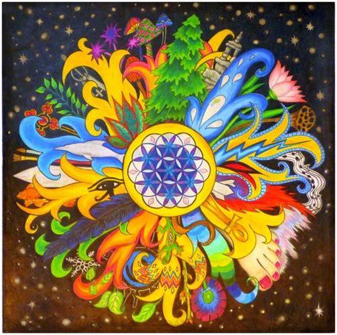 Las Mejores Fotos Mandalas Significado de Colores ...