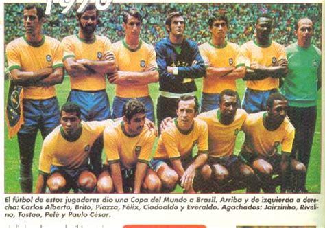 Las mejores imágenes del Mundial de 1970 - Colgados por el ...