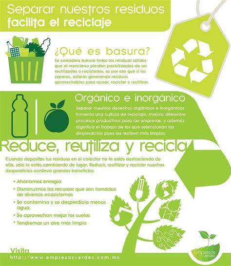 Las mejores infografías sobre reciclaje   Reciclaje Verde