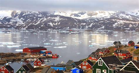 Las mejores islas: Greenland, la isla más grande del mundo ...