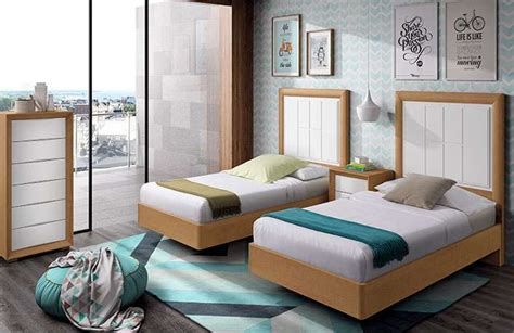 Las mejores ofertas en dormitorios juveniles de madera en ...
