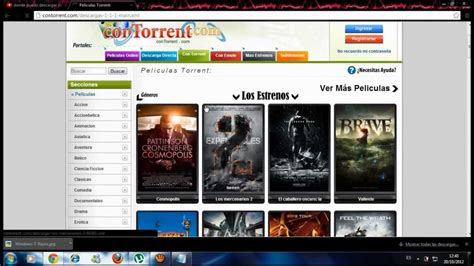 Las mejores paginas para descargar películas y juegos por ...