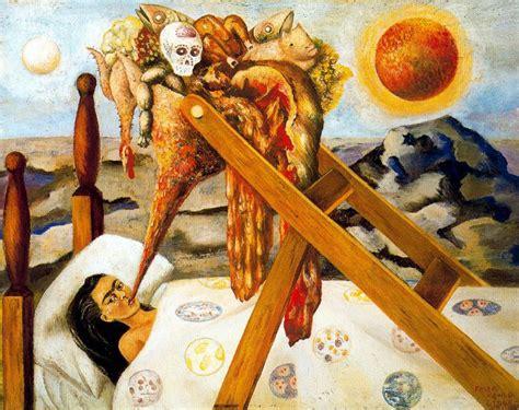 Las mejores pinturas de Frida Kahlo - Arte