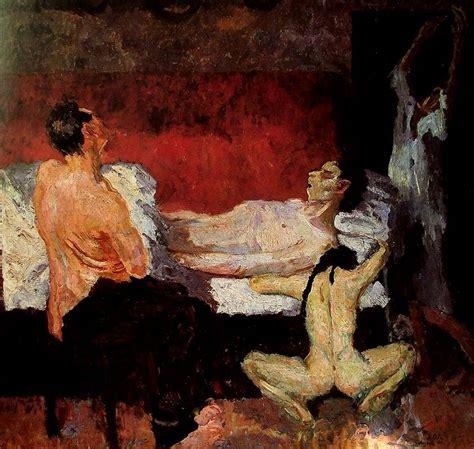 Las mejores pinturas de la muerte en la historia del arte ...