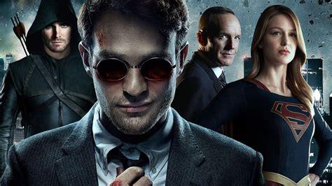 Las mejores series de superhéroes del momento