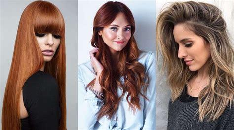 Las mejores tendencias de color de pelo para 2017