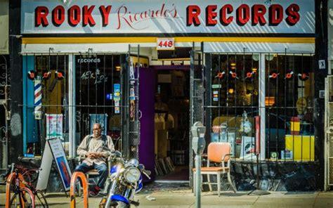Las mejores tiendas de discos de San Francisco | El ...