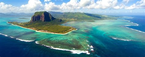 Las montañas - Isla Mauricio