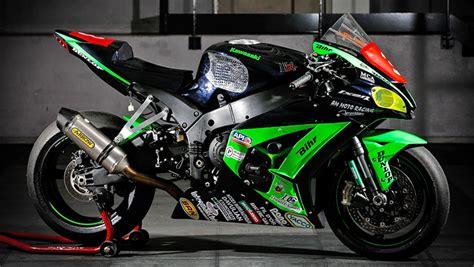Las motos del Campeonato del Mundo de Resistencia 2017