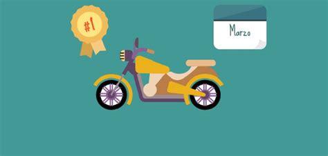 Las motos más vendidas en España durante marzo de 2016