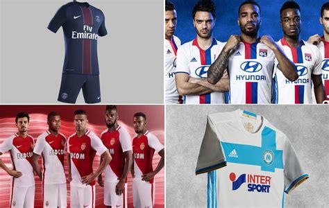 Las nuevas camisetas de la Liga francesa - Foto 1 de 19 ...