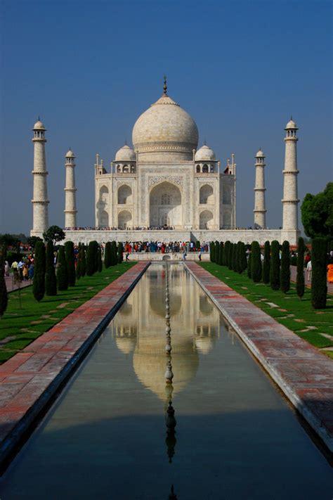 Las nueve Maravillas del Mundo Moderno: Taj Mahal ...