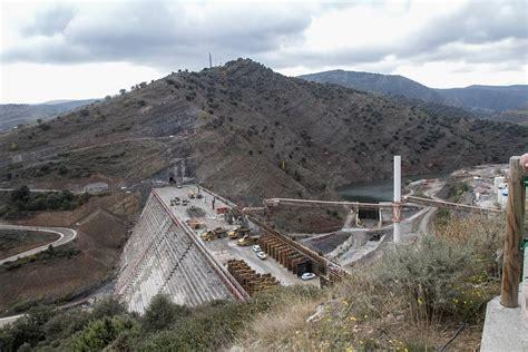 Las obras de la presa de Enciso - larioja.com