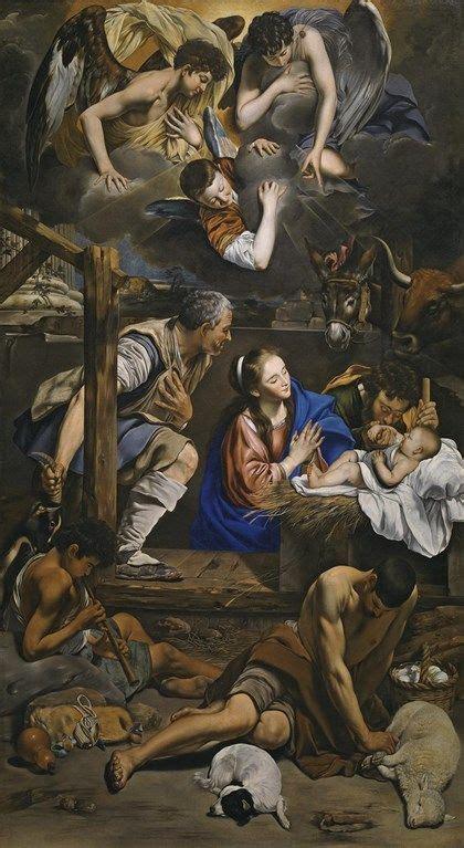 Las obras del pintor español Fray Juan Bautista Maíno ...