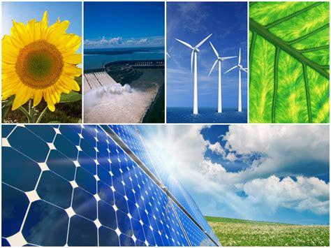 Las ocho principales energías renovables - Baena Solar