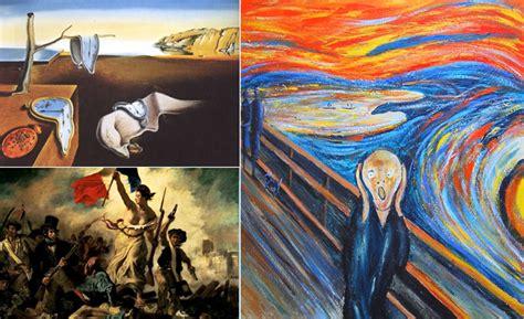 Las pinturas más famosas de la historia ¿Serán? – Arte Feed