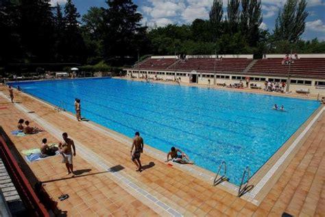 Las piscinas municipales de verano abren el 31 de mayo ...