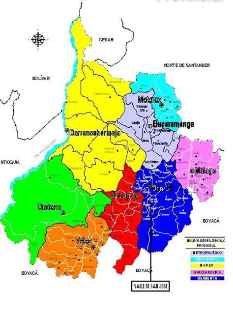 las provincias: las provincias de santander