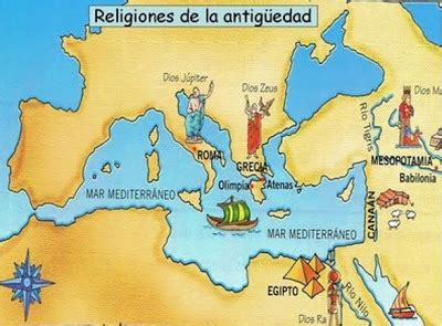 LAS RELIGIONES EN LA ANTIGÜEDAD | o recuncho de reli