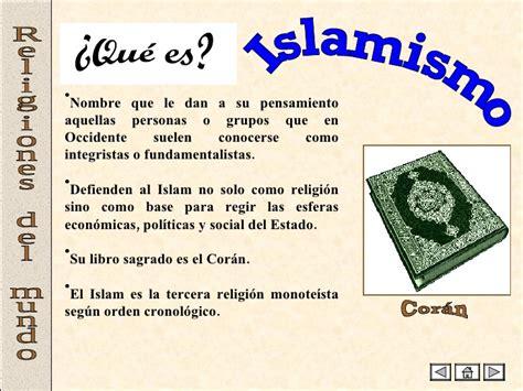 Las Religiones Monoteistas