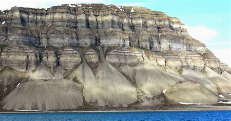 Las rocas sedimentarias - Biología
