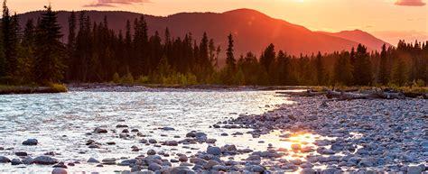 Las Rocosas Canadienses, unos de los paisajes más bonitos ...