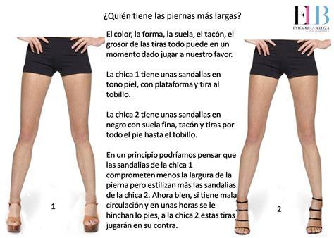 Las sandalias que alargan tus piernas | Entender la Belleza