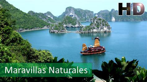 Las Siete Maravillas Naturales del Mundo HD   YouTube