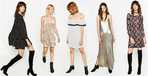 Las tendencias de la nueva colección de vestidos de Zara