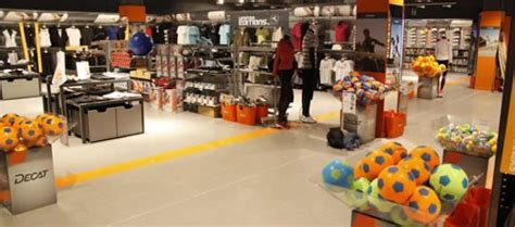 Las tiendas Decathlon en Madrid