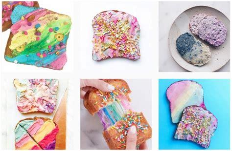 Las tostadas de unicornio... ¡el desayuno de moda! | Red17