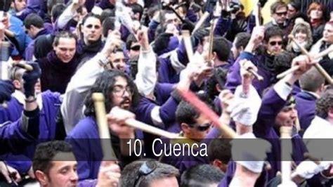 Las tradiciones más curiosas de Semana Santa en España ...