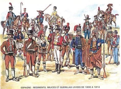 Las tropas Españolas en 1808-14. Dibujos de Louis de ...