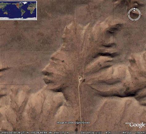 Las veinte imágenes más impactantes vistas en Google Earth ...