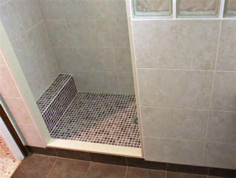 Las ventajas de las duchas de obra