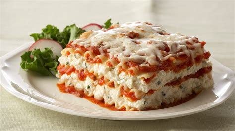 Lasagna Formaggio   McCormick