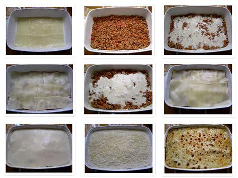 Lasaña boloñesa receta facil