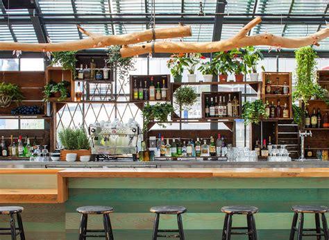 LA's Koreatown Greenhouse: The Line Hotel s Commissary ...