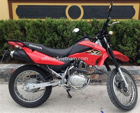 Late 2013 Honda XR125L For Sale In Hanoi   Offroad Vietnam ...