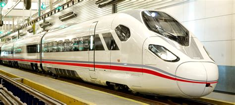 Latest generation high speed trains   CAF
