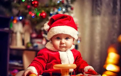 Latest Merry Christmas Baby Wallpaper. Download best ...