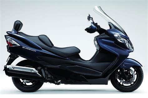 Latest Motorbike: 2013 Suzuki Burgman 400 ABS Review ...
