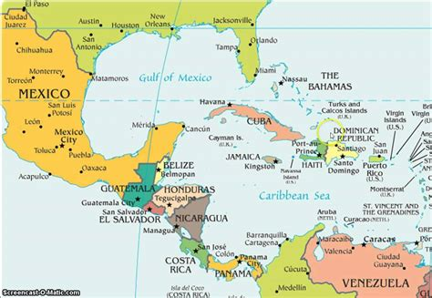 Latin America Map Song   YouTube