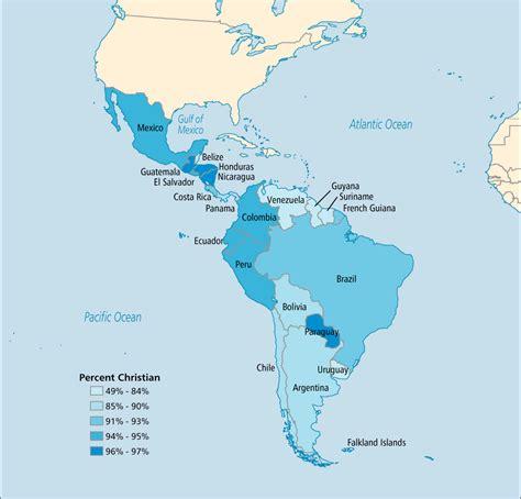 Latin american contries