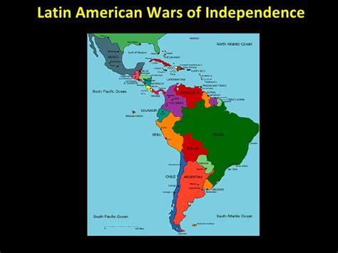 Latin American Wars Independence
