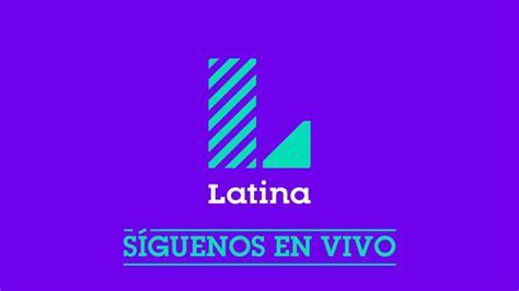 Latina en vivo   YouTube